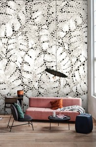 Tapeta - One Wall Design -  VOLTANO