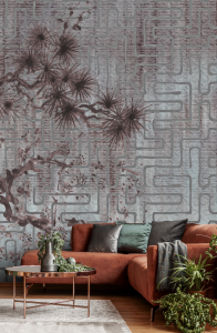 Tapeta - One Wall Design -  VETRIOLO