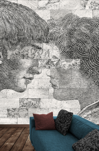 Tapeta - One Wall Design - AURELIA