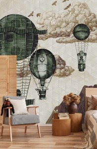 Tapeta - One Wall Design - COLLELUNGO