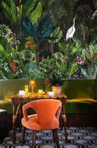 Tapeta - One Wall Design - Jungleeee