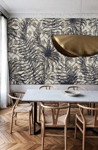Tapeta - One Wall Design - palmy