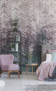 Tapeta - One Wall Design - CHEVRON
