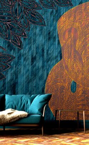 Tapeta - One Wall Design - CALVANICO