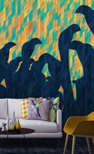 Tapeta - One Wall Design - CAULIS
