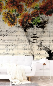 Tapeta - One Wall Design - DUGLIA