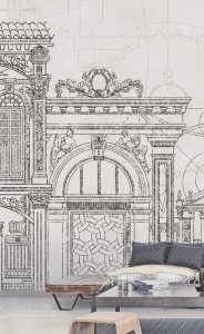 Tapeta - One Wall Design - PAPALEONE